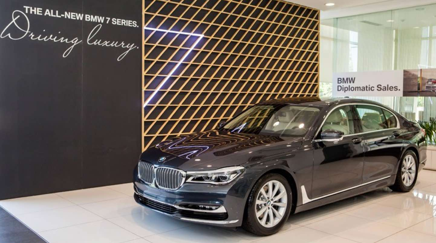bmw 730li 2016 gi bao nhi u nh gi bmw 730li m i nh t h m nay danhgiaxe. Black Bedroom Furniture Sets. Home Design Ideas