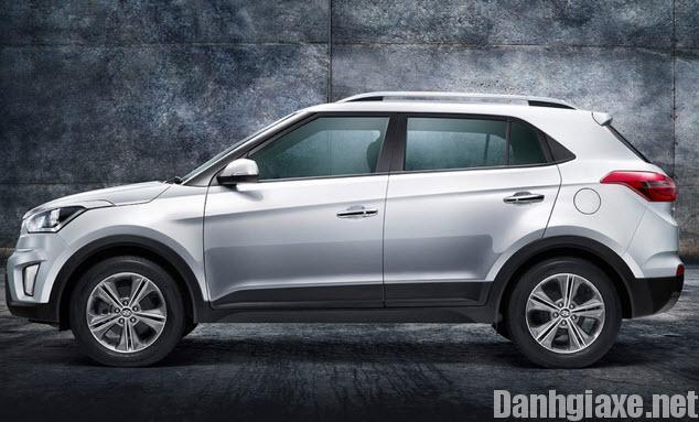 Đánh giá xe Hyundai Creta 2016, hình ảnh & giá bán thị trường 2