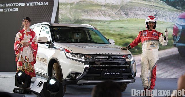 Mitsubishi Outlander 2016 giá bao nhiêu? hình ảnh & khả năng vận hành
