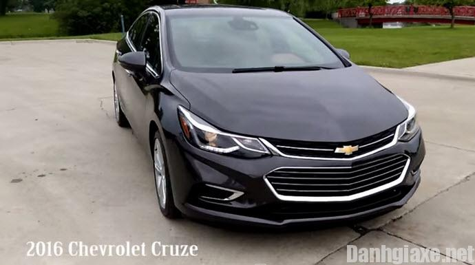 nh gi xe chevrolet cruze 2016 n n mua cruze ltz hay. Black Bedroom Furniture Sets. Home Design Ideas