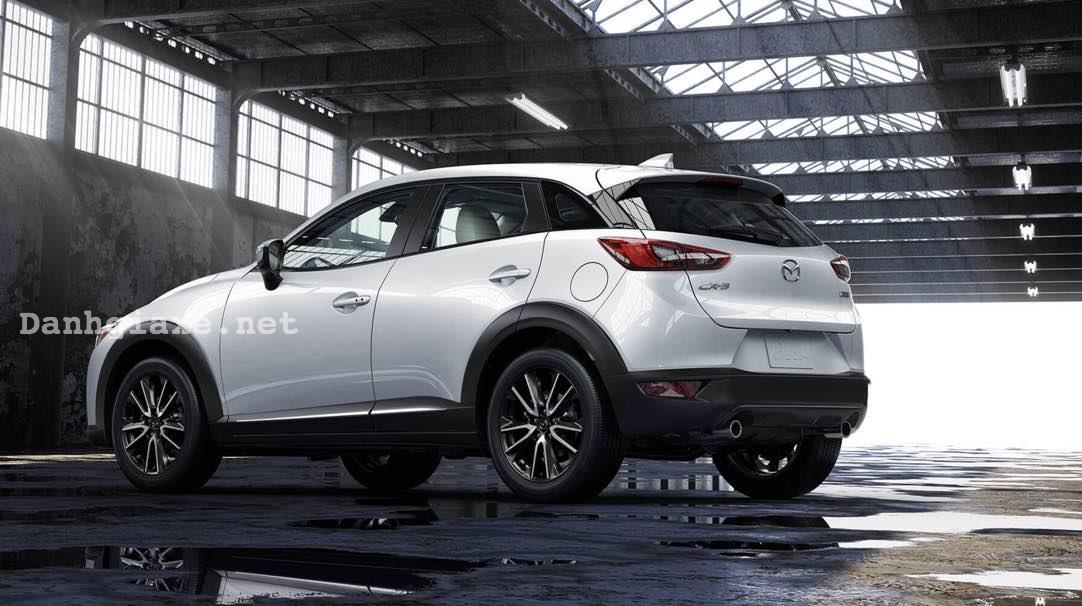 Mazda CX-3 2017 chốt giá bán chính thức và thời điểm về Việt Nam