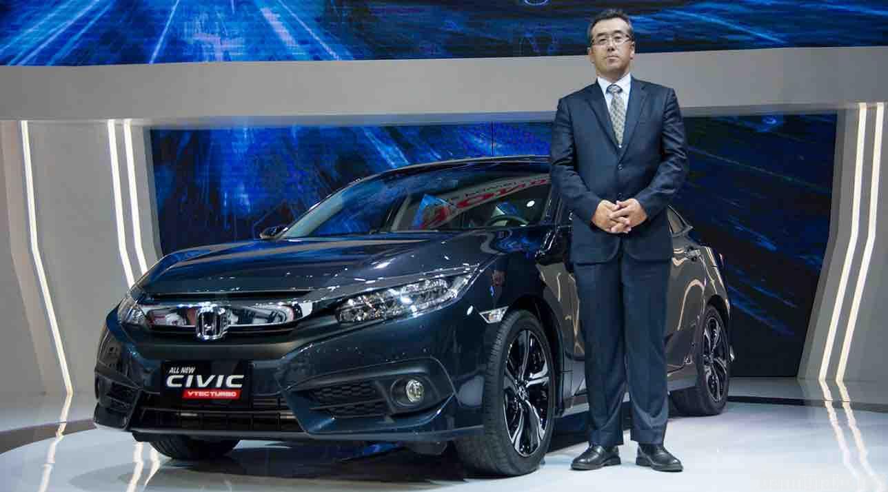 """Honda Civic 2017 thế hệ mới có sự """"lột xác"""" ở nhiều khía cạnh"""