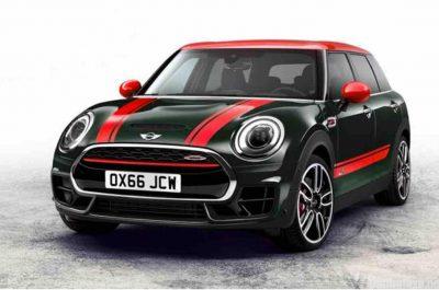 Đánh giá xe Mini John Cooper Works Clubman 2017