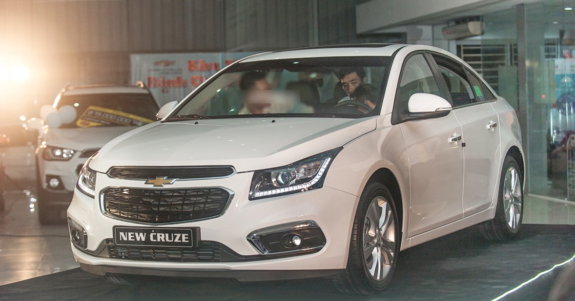 Image result for site:danhgiaxe.net Chevrolet Cruze