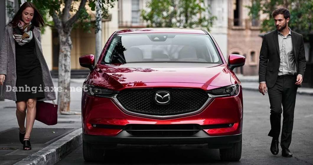 Mazda CX-5 2017 chính thức được bày bán trên thị trường 1