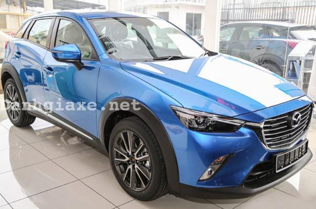Bất ngờ Mazda CX-3 không được lắp ráp tại Malaysia dù bán chạy