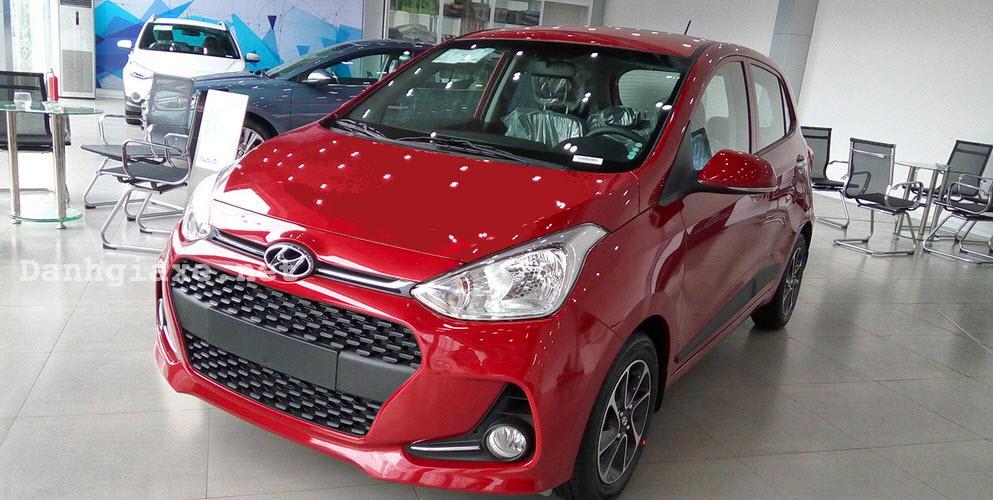 Đánh giá xe Hyundai i10 Grand 2017 về thiết kế nội ngoại thất kèm giá bán tại Việt Nam 10