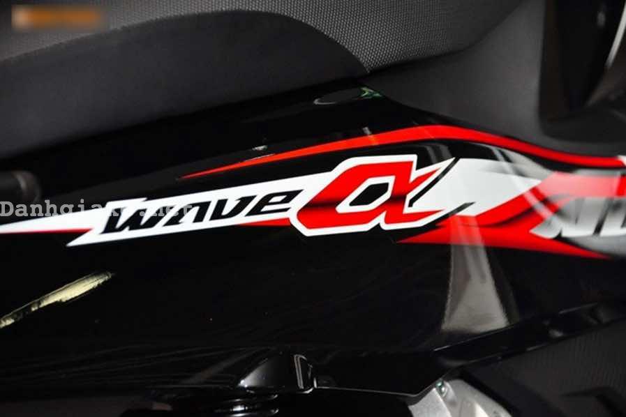 Đánh giá xe Wave Alpha 2017 kèm hình ảnh và các màu sắc mới nhất hiện nay