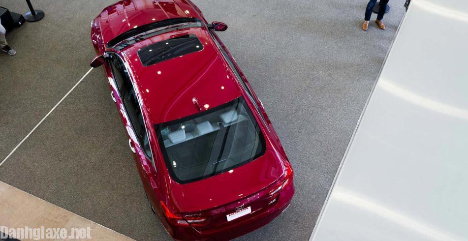 Honda Accord 2018 giá bao nhiêu? hình ảnh nội ngoại thất có gì mới?