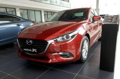 Bảng giá xe Mazda năm 2019 cập nhật mới nhất hôm nay – 20/9/2019