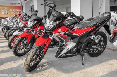 Đánh giá xe Honda Sonic 2019 phiên bản mới tại Việt Nam