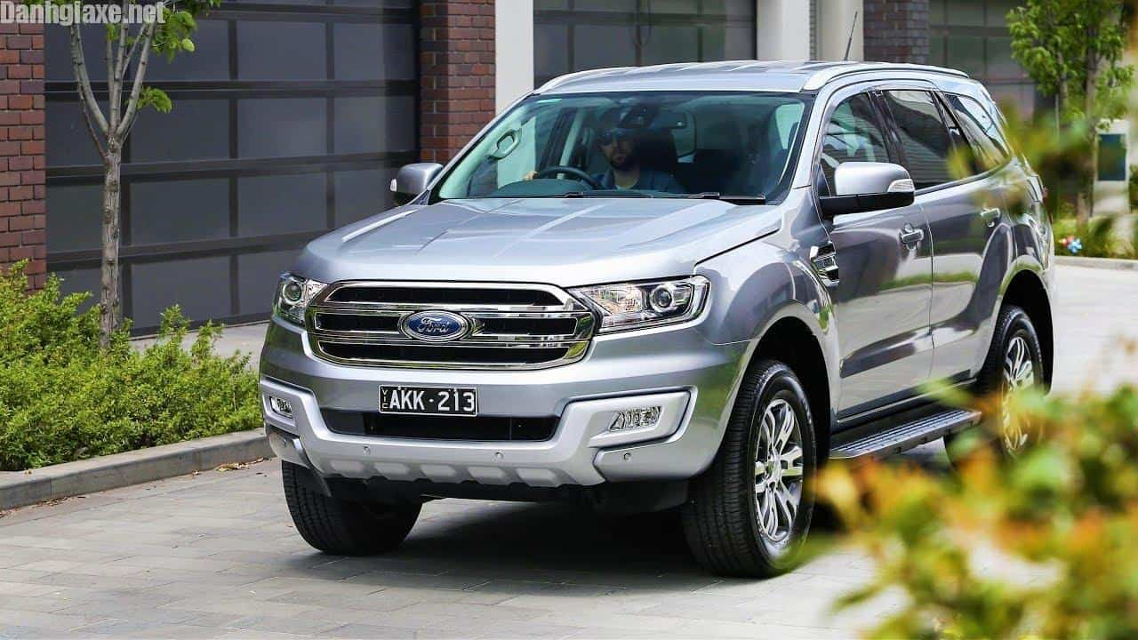2019 ford everest new