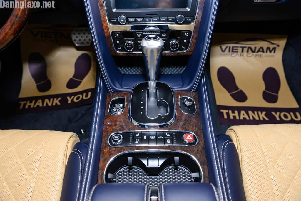 Chi tiet Bentley Flying Spur V8 S gia hon 16,8 ty dau tien tai VN hinh anh 10