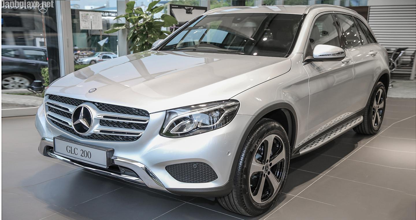 Mercedes-Benz GLC 200 2019