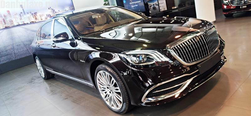 Mercedes-Maybach S 450 4MATIC 2020